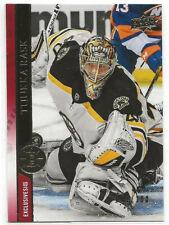 2020-21 Upper Deck Series One Exclusives Parallel #19 Tuukka Rask 051/100 Bruins