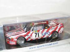 1/43 BMW 3.0 CSL  UFO  Luigi Racing  Le Mans 24 Hrs 1977 #71   Class Winners