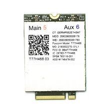 HP LT4211 gobi5000 4G Module LTE/EV-DO/HSPA+ WWAN Card 793116-001 T77H468 M.2