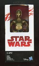 "C-3PO ( 6"" ) VHTF ( WALGREENS ONLY ) STAR WARS ACTION FIGURE DISNEY / HASBRO"