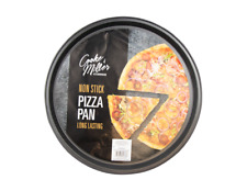 """PIZZA TRAY NON STICK QUALITY 13""""  HOME COOKING BAKING 33CM QUALITY DISH TRAY"""