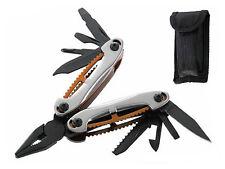 Handwerker Werkzeug Zange Messer Multitool NEU mit Etui