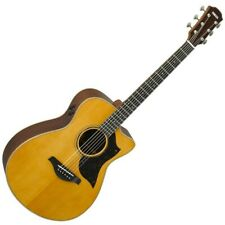 Yamaha AC5R Acoustic-Electric Guitar - Vintage Natural Customer Return (O-1A-O)