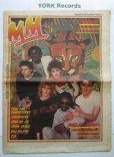 MELODY MAKER - February 20 1982 -Fun Boy Three - Bananarama / China Crisis