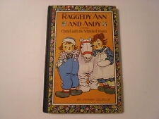 Raggedy Ann and Andy Camel with Wrinkled Knees, Johnny Gruelle, Donohue, 1940s?