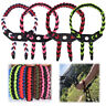 Archery Bow Wrist Sling Strap Braided Compound Bow Adjustable Paracord Holder 1p