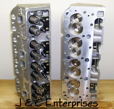 NEW PERFORMANCE 327-350-400 CHEVY CYLINDER HEADS SBC .500 SPRINGS 200CC INTAKE