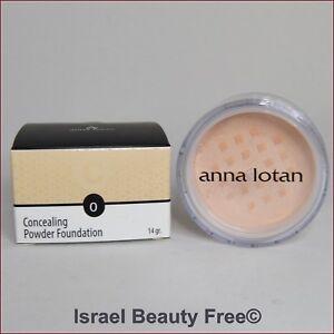 Anna Lotan Concealing Camouflaging Powder Foundation