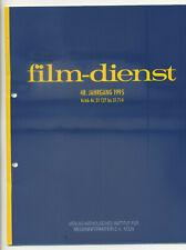 Film-Dienst 48. Jahrgang 1995 Kritik-Nr. 31 127 bis 31714