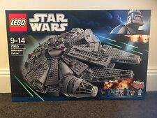 LEGO STAR WARS 7965 Millennium Falcon BNIB! SEND OFFERS! Melb Pick Up Available!