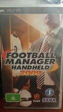 Football Manager 2009 PSP
