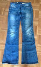 G-Star 3301 BELL CUT WMN Bootcut Jeans Hose blau W30/L32