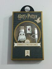 Official Harry Potter Hedwig 1M Charging And Sync Cable USB Iphone & Micro USB