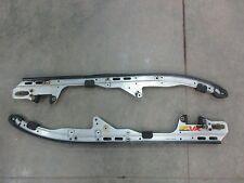 03 SKIDOO SKI DOO MXZ 600 MXZ600 REV SKID RAIL RAILS RUNNER RUNNERS HYFAX