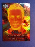 2015-16 Upper Deck Full Force Thermal Threats Insert #TT-NK Nikita Kucherov