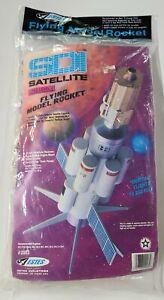 Estes SDI Satellite Flying Model Rocket Kit #2003 Vintage Estes sdi NEW SEALED