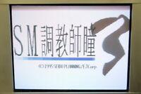 SM Trainer Hitomi Vol 3 Chokyoshi SFC Super Famicom SNES Japan Import VERY RARE