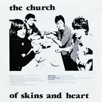 The Church ‎– Of Skins And Heart -australia 1981