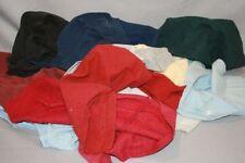 Box of Colored Cotton Sweatshirt Rags (50 LB)