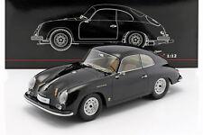 PORSCHE 356 A Coupé Negro 1:12 Premium Classixxs