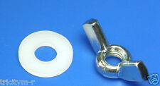 Rolair Air Filter Wing Nut and Washer Set FSNUT / FSWASHER