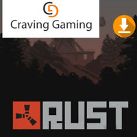 Brand New RUST [Steam Account] Global Region 24/7 instant email delivery