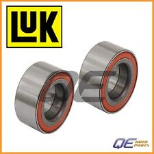 2 Wheel Bearings LuK 2029810127 For: Mercedes R171 W203 W209 C240 C280 SLK320
