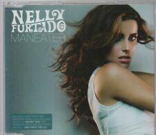 NELLY FURTADO - MANEATER (3 TRACK CD SINGLE)