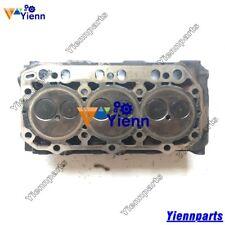 3TNE88 3TNE88MC cylinder head assy for Yanmar engine TAKEUCHI TB135 excavator