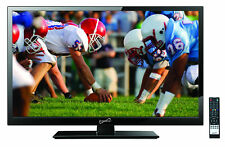"New Supersonic Sc-1911 19"" Led-Lcd Tv - Hdtv 1366 X 768"