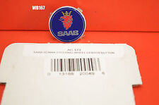 WB167A OEM SAAB  SCANIA STEERING WHEEL CENTER BUTTON LOGO