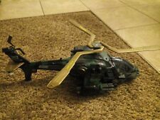 G.I. JOE NIGHT ATTACK CHOPPER SPY TROOPS HELICOPTER 2002