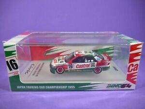 INNO 64, 1:64 scale, HONDA CIVIC FERIO EG9, CASTROL MUGEN JTCC, TOURING CAR 1995