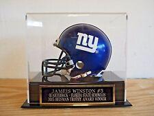 Display Case For Your Jameis Winston Seminoles Signed Football Mini Helmet