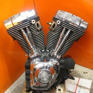 2007 HARLEY-DAVIDSON ELECTRA GLIDE FLHTC ENGINE MOTOR RUNS GREAT 30 DAY
