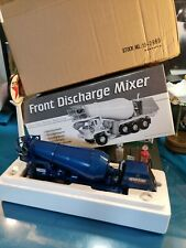 FRONT DISCHARGE MIXER FIRST GEAR 19-2969 SPARTAN CONCRETE BEAUTIFUL 1/34 scale