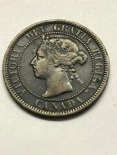 1900 Canada 1 Cent Fine #7197