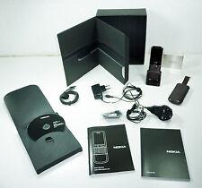 Nokia 8800 ARTE SAPPHIRE 1GB - OVP 1a Zustand