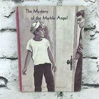 Vintage 1962 The Mystery Of The Marble Angel ExLibrary Hardback