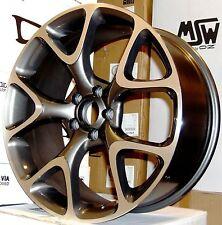 "19""snowflake gmp alloy wheels Vauxhall Astra/Vectra/Zafira-Alfa 159/Saab-vxr"