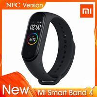 "Xiaomi Mi Band 4 0.95"" AMOLE Original Smart Wristband Watch Fitness Bracelet NFC"