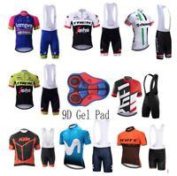 Completo ciclismo estivo 2018 abbigliamento maglia - salopette