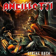 ANCILLOTTI - STRIKE BACK - CD SIGILLATO 2016
