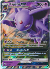 Pokemon SM Sun & Moon Espeon GX Ultra Rare Card 61/149