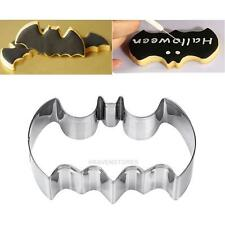 Stainless Steel Batman Cookie Cake Cutter Mold Fondant Icing Mould Cutter Decor