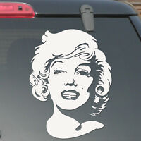 MARILYN MONROE STAR PEOPLE SEXY LADY CAR VINYL DECAL STICKER (MM-02)