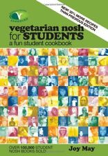 Vegetarian Nosh for Students: A Fun Student Cookbook - See Every Recipe in Ful,
