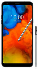 LG Q Stylus - 32GB - Aurora Black (Unlocked)