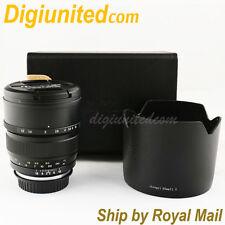 Mitakon SPEEDMASTER 85mm f/1.2 lens for Canon EOS Full Frame FF 5D III 6D 1D X