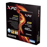 """ADATA SX930 480GB Gaming Ultra Fast Solid State Drive 2.5"""" 7mm SATA SSD Slim XPG"""
